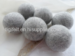 Promotion natural laundry balls