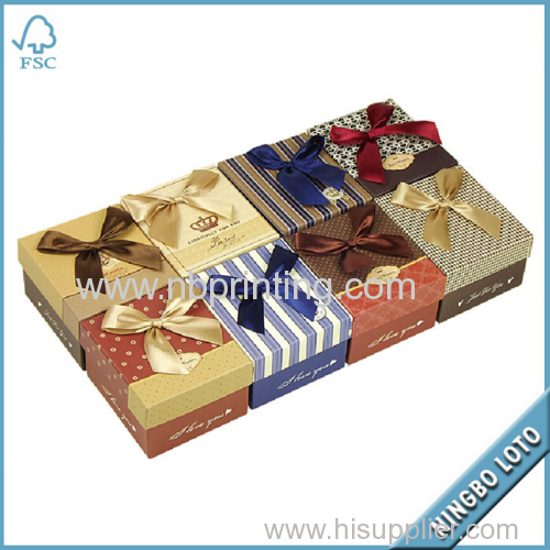 High Quality Product Best Price Cup Cake Paper Packing Box