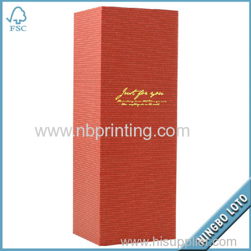 High Quality Product Best Price paper wine box
