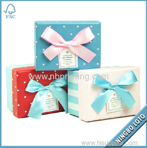 15 Years Experience Factory Supply ODM/OEM Available Wedding Gift Box