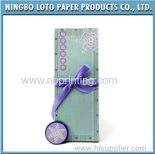 Manufacturer Supply Loose Leaf Gift Fridge Magnet Notepad