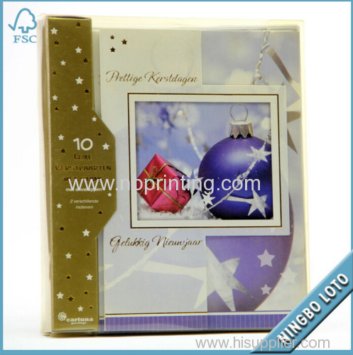 Strong Production Capacity ODM Available Pictures of Handmade Cards
