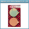 Adhesive Memo Pad Custom Shaped Sticky Notes