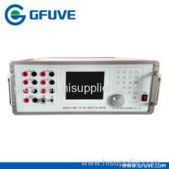 CLAMP TYPE MULTIMETER CALIBRATOR