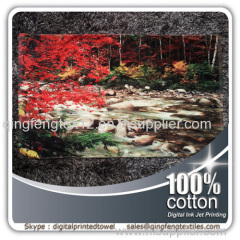 2015 hot sales reactive beach towel