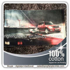 2015 hot sales oem beach towel