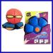 New flexible EVA phlat ball toys ufo frisbee ball flying disc ball throw a disc, catch a ball