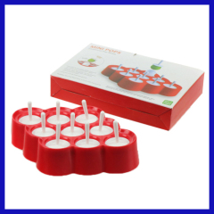 Mini Square Shape Silicone POP Cake Mould