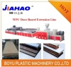 PVC Wood door production line