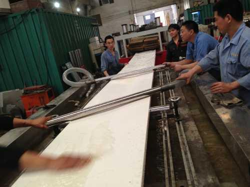 WPC Door Board Extrusion Line