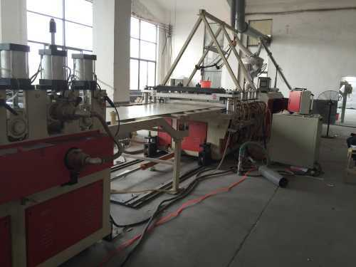 WPC Sheet Extrusion Line