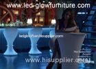IP65 Waterproof LED cocktail bar chair and table / stool for Oliver Queen verdant club