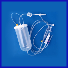 Medical consumables blood transfusion devices