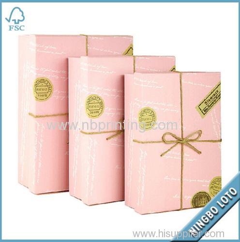 Best Price Custom Paper Box Packaging