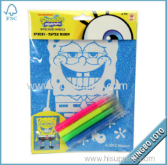 Professional Manufacturer Supply SpongeBob Drawing Set