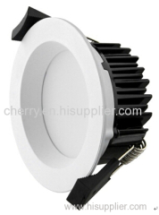 10W IP44 SMD5630 Downlight