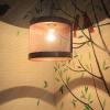 Zinc Lamp Shade ..