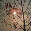 Zinc Lamp Shade /