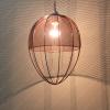 Zinc Lamp Shade \