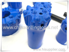 Drifting and Tunneling Tungsten Carbide Thread drilling button bits