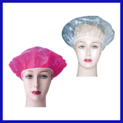 disposable cap pe material have different colors