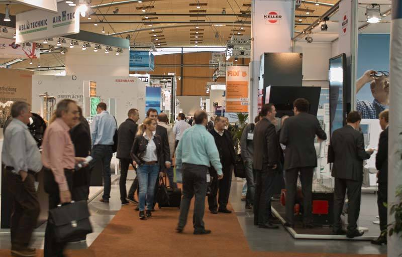 Industrial Coating Technologies Exhibition