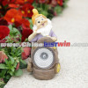 Dwarfs Toys with Yellow Hat Solar Spot Light