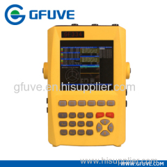 SMALL SIZE HANDHELD HARMONICS POWER ANALYZER