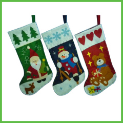 Large Felt Christmas Stockings Socks