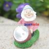 Dwarfs Toys with BlueHat Solar Spot Light