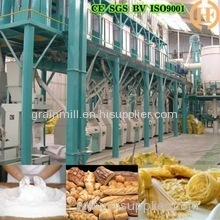 complete wheat flour milling machine can process milling soft wheat hard wheat durum wheat design high standard