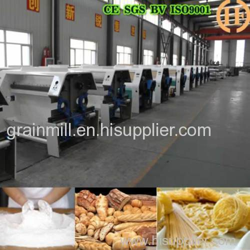 wheat flour milling complete machine