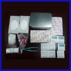 sport first aid kit set