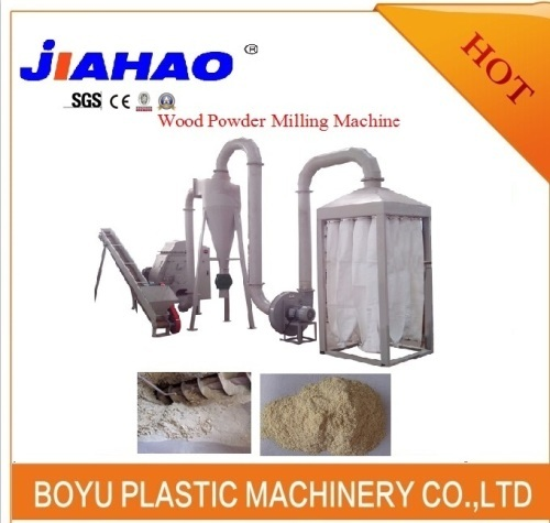 Wood Powder making Machine
