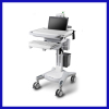Multifunction Medical Cart hospital medical trolley for Endoscope Equipment