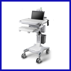 hospital medical trolley for Endoscope Equipment