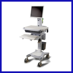 Multifunction Medical Cart with Wheels