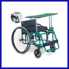 Aluminum Foldable Sport Wheelchair