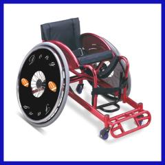 Aluminum frame Sport wheelchair