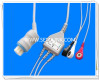 Datex Ohmeda ECG Cable for Electrocardiograph