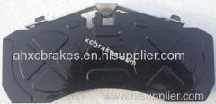 Truck brake parts disc brake pads for NEOPLAN tourliner