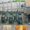 Automatic corn milling machine for Africa