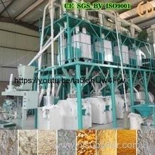 maize flour milling machine maize milling machine