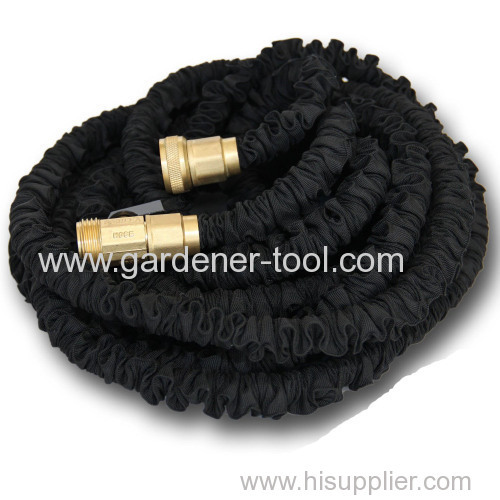 Expandable Garden Water Hose Pipe With Brass Connector