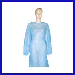 pp sterile disposable surgical gown