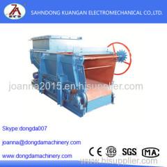K / GLD series belt type feeder used in coal