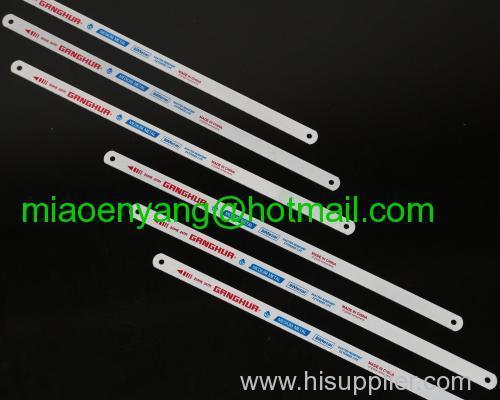 high speed steel bimetal hack saw blade