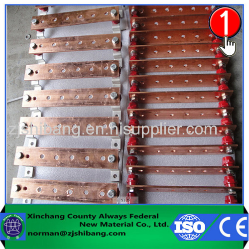 Tin Plated Copper Bus Bar From China Manufacturer