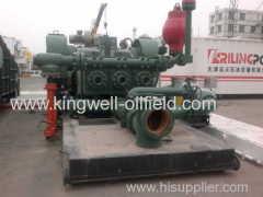 KINGWELL Rig Mud Pump