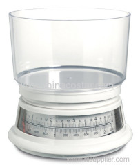 Rotating dial weigh Compact Mechanical Scale